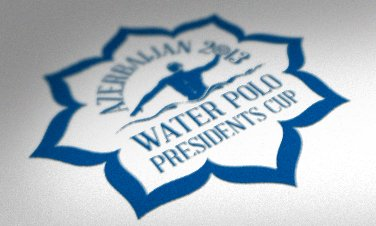 Logo for the championship in water polo