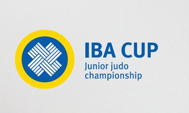 IBA Cup Judo Tournament Logo